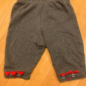 Toddler joggers Size 6-9 M